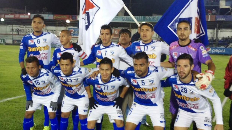 El equipo de Suchitepéquez se convirtió en el nuevo líder