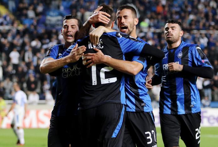 Apollon Limassol 0-1 Atalanta: Josip Iličić fue el hombre del gol en est...