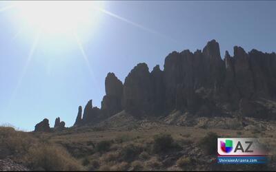 Misterios de Arizona: La Montaña de la Superstición