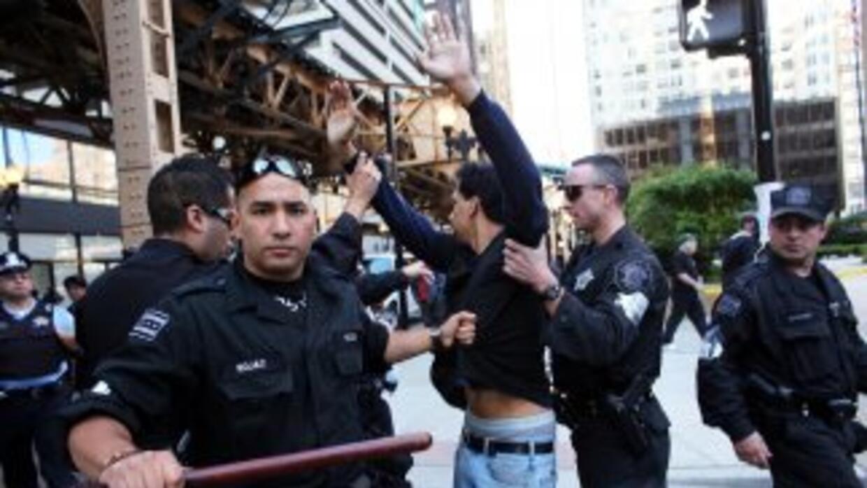 Autoridades indican que losdetenidos arriesgan una sentencia mínima obl...