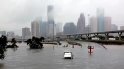 Harvey, degradado ya a tormenta tropical, está causando inundacio...