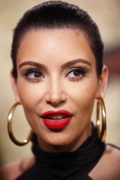 ¿The jocker?, ¡NO! es Kim Kardashian quien no conforme con el exceso de...
