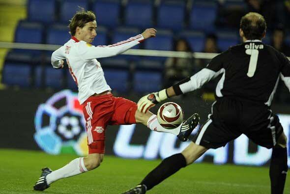 El Salzburgo le ganó al Villarreal y completó una primera fase perfecta.