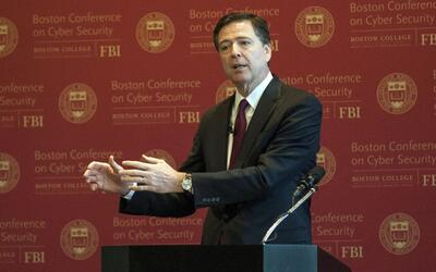 """Director del FBI dijo que no son """"lo suficientemente rápidos e inteligen..."""