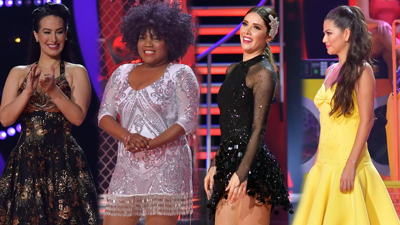 Qué pasó con las mujeres en la segunda gala de Mira Quién Baila