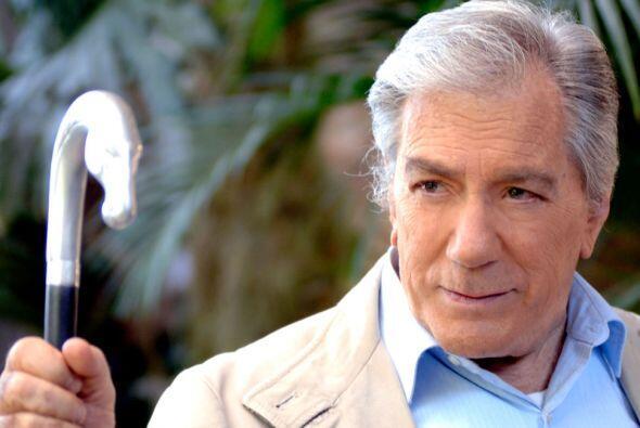 """¿Por qué el """"Abuelo Montalvo"""" (Joaquín Cordero) siempre privilegió a """"Cl..."""