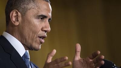 Lo que espera Obama con nuevo Congreso