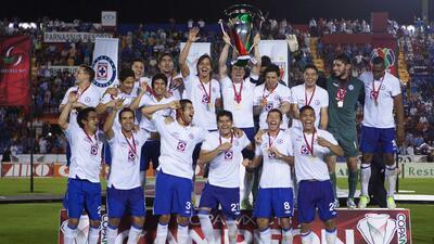 Recuerdos que valen oro: las últimas cuatro finales que ganó Cruz Azul