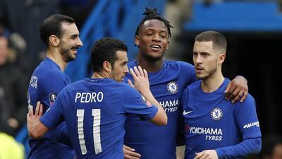 Con goleador 'sorpresa', Chelsea pasó a octavos de final en FA Cup al vencer a Newcastle