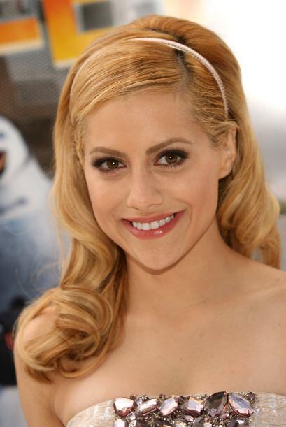 """Brittany Murphy A ella la recordamos por cintas como """"Clueless"""", """"8 Mile..."""