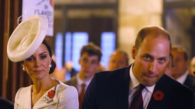 Los Duques de Cambridge, William y Kate Middleton, ganaron una demanda c...
