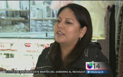 La Mesa: Diana Albarrán