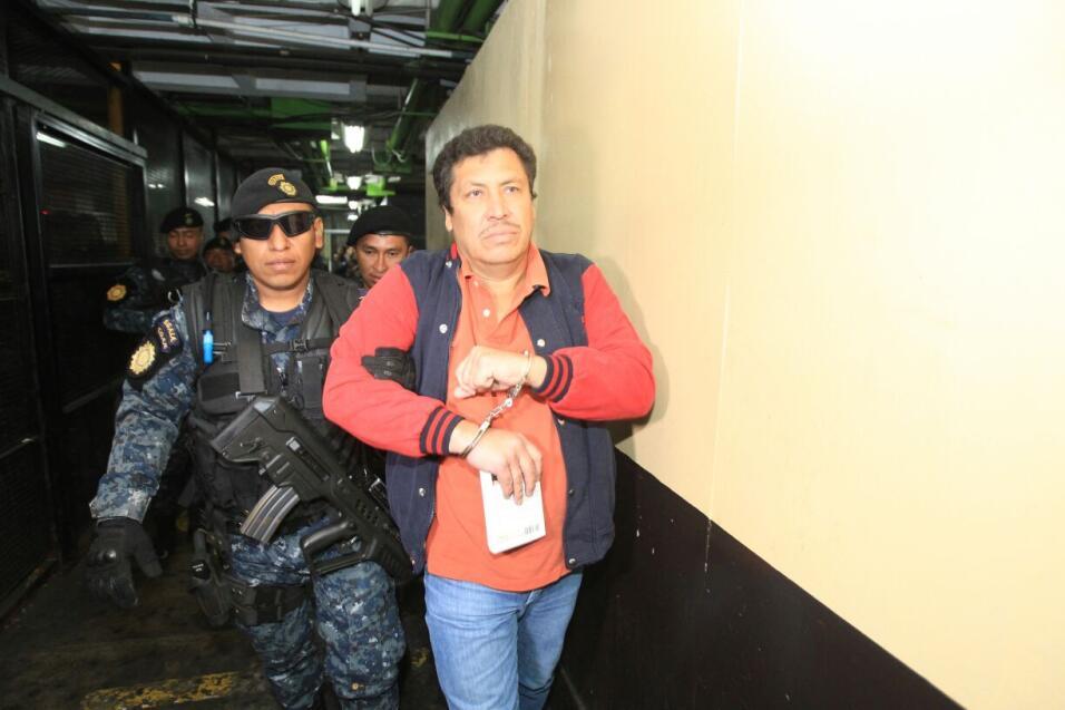 Este miércoles 18 de enero también fue detenido y traslada...