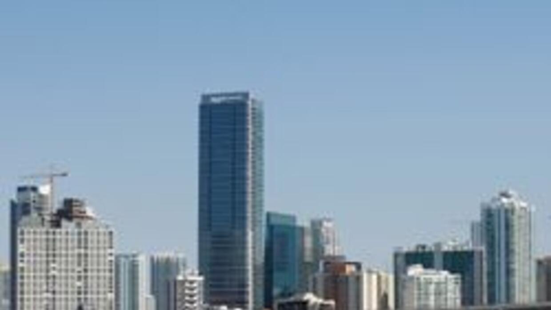 En 1996, la ciudad de Miami casi se fue a la bancarrota e incluso se con...