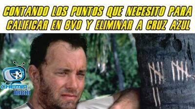Memelogía: siguen las burlas a los lamentos de Cruz Azul y también para Chivas
