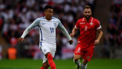 Inglaterra debutó en eliminatoria con triunfo, sin técnico definido