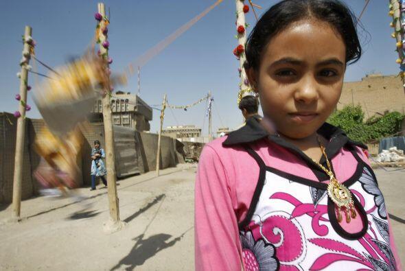 Como niños de la guerra, los de Irak son ante todo, sobreviviente...