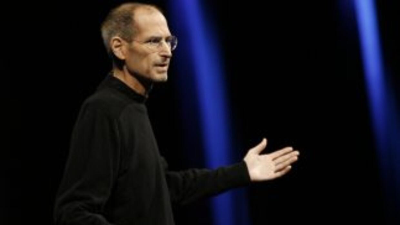 Jobs fue uno de los fundadores de Apple en 1976