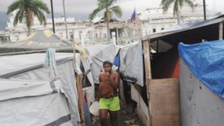 La reconstrucción de Haití ha tomado demasiado tiempo; hay factores que...