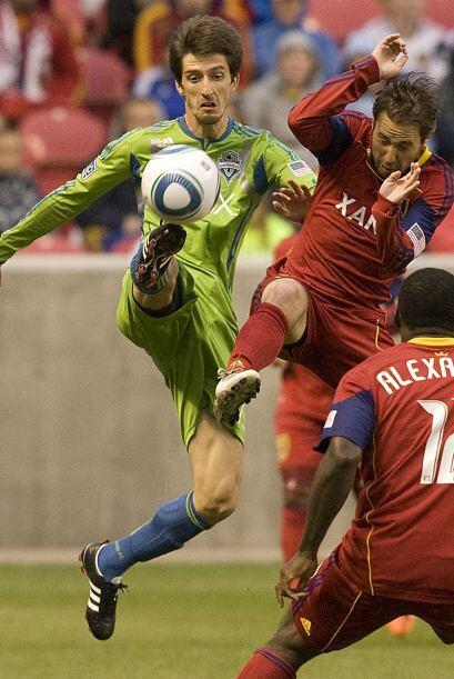 Real Salt Lake perdió 2-1 ante Seattle Sounders como locales y dejaron i...