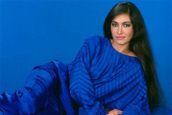 Comenzó su carrera en las telenovelas desde muy joven. En esta imagen te...
