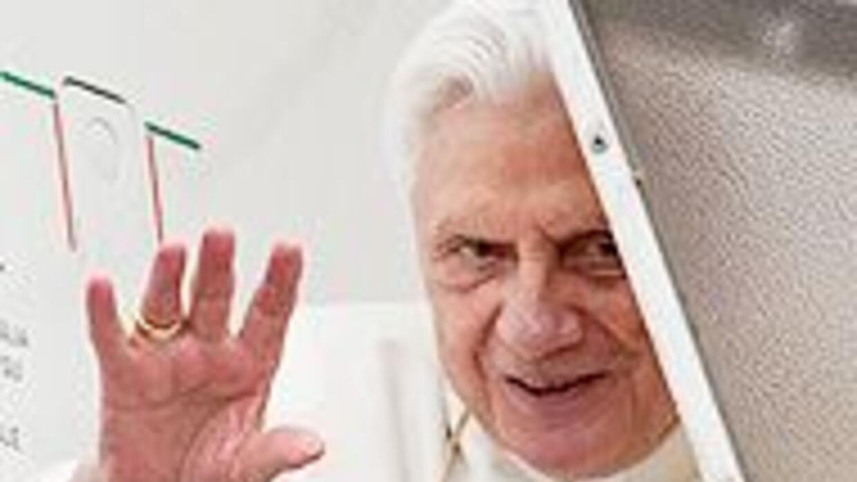 El Papa dijo que el mayor enemigo de la Iglesia Católica viene de sus pr...