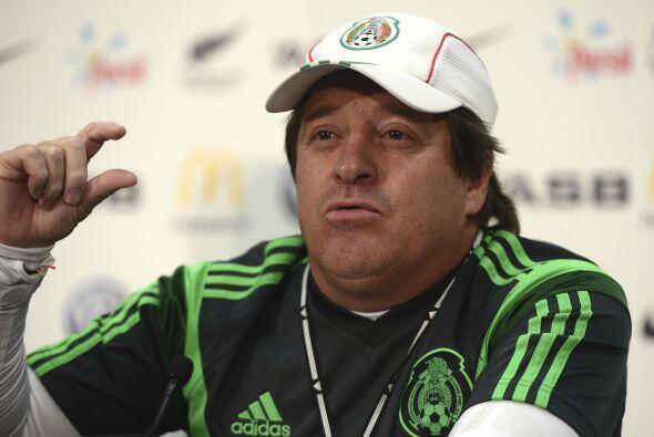 PRIMERO GANAR... TAMBIÉN GUSTAR Miguel Herrera reconoce que como encarga...