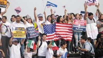 En Estados Unidos viven alrededor de 11 millones de inmigrantes indocume...