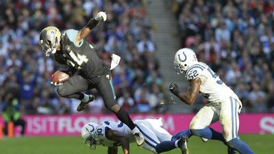 Impactantes imágenes en la Semana 4 de la NFL