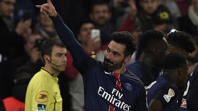 PSG 2-0 Toulouse: Lavezzi y Di María impulsan al PSG a la final de Copa de Liga