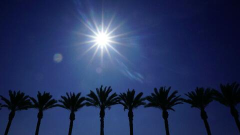 Jueves soleado y de riesgo por las altas temperaturas en Los Ángeles y t...