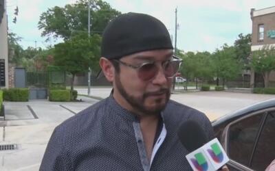 El vocalista del grupo La Mafia, desesperado porque teme perder la voz