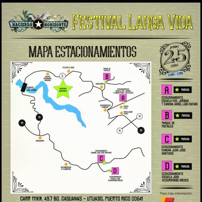 El festival de salud se llevará a cabo en la finca ubicada en Utuado. Se...