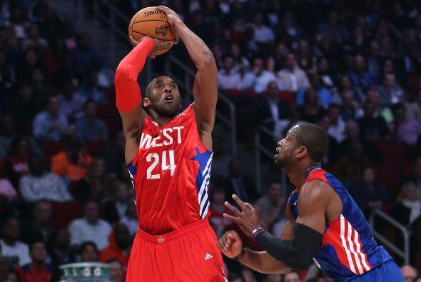 Choque de Titanes: Kobe Bryant de los Lakers y Dwayne Wade del Heat de M...