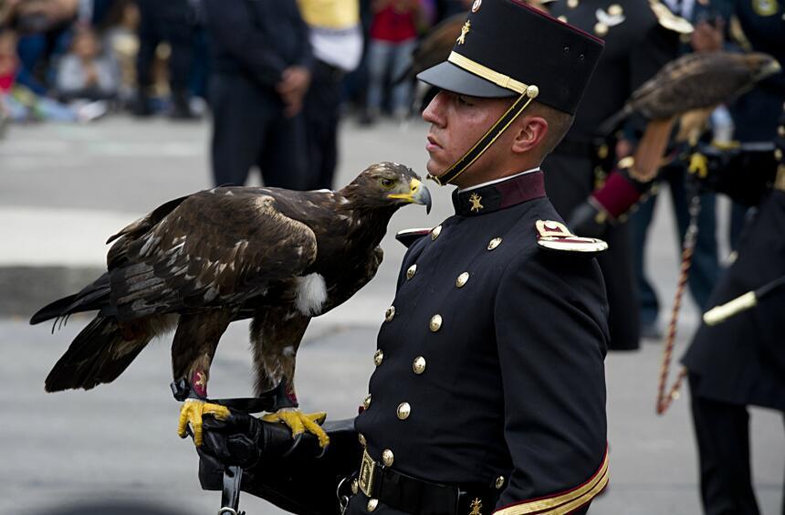 Desfile Militar 2015 Independencia de México