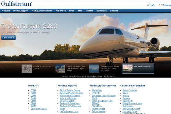 AVIONES/ GULFSTREAM- Jets privados y aviones de alta calidad ofrece esta...
