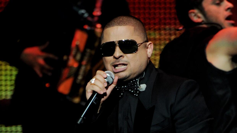 Larry Hernández en los Billboard 2012