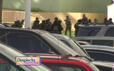 Hombre arrestado en un residencial de Río Piedras estaba vinculado al na...