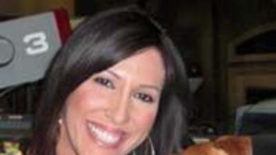 Xiomara González, reportera de Chispoteando
