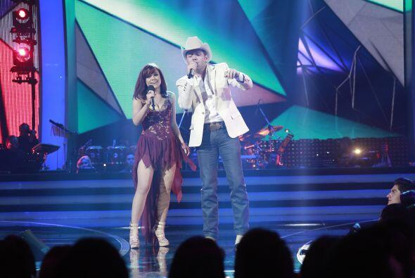 El Dasa regresó para interpretar un tema junto a Ana Cristina Pagán.