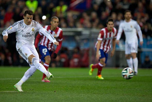 En el encuentro de vuelta el Atlético necesitaba de una goleada para dar...