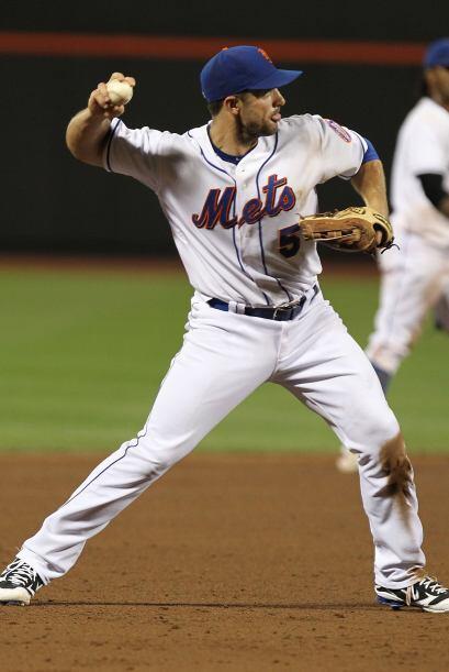 David Wright, el jugador emblema de la actualidad de los Mets de Nueva Y...