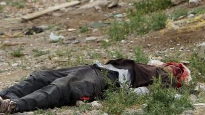 Los civiles son cada vez más el blanco de las acciones de terror del nar...