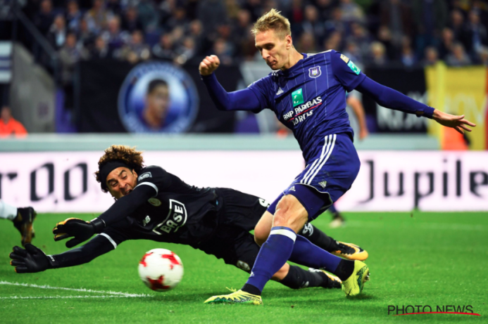 (Pro League) Anderlecht 1-[0] Standard Lieja: con Guillermo Ochoa en el...