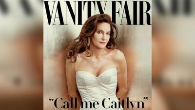 Detrás de cámaras con Caitlyn en Vanity Fair