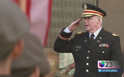 Homenaje y desfile para honrar a los veteranos