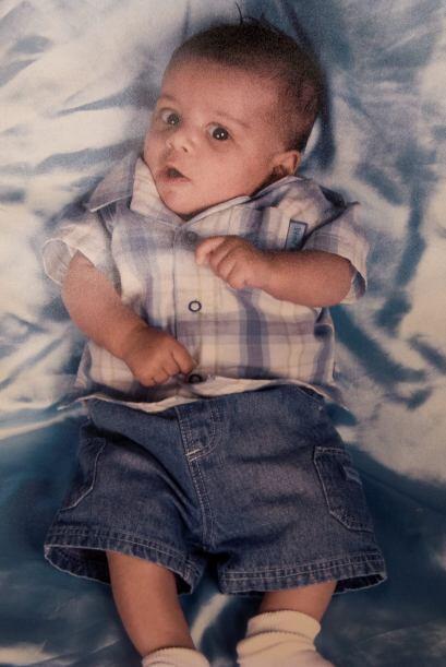 Callum fue el primer hijo de Stephanie.