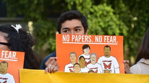 La comunidad inmigrante indocumentada de Estados Unidos, estiomada en 11...