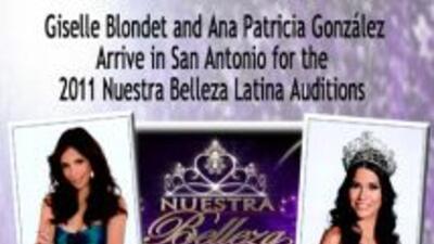 Nuestra Belleza Latina 2011 en San Antonio.