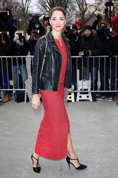 El estilo de la colaboradora de Vogue, Sofía Sánchez Barrenechea, es más...